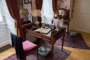 wnętrza pałacu w Rogalinie 1