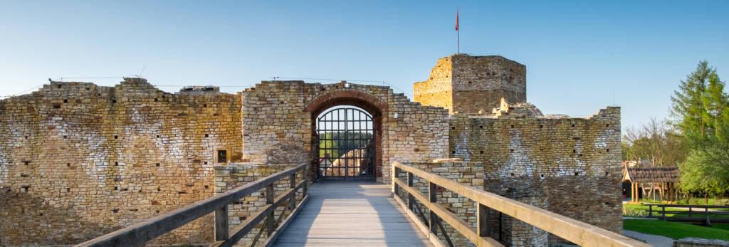 Zamek Królewski w Inowłodzu