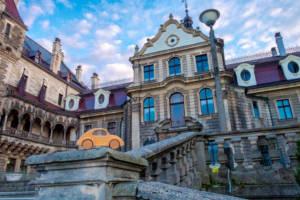Moszna Zamek