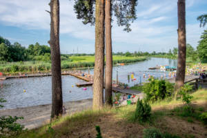 Jezioro Kozienickie plaża