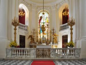 Pałac w Kozłówce - kaplica