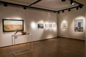 Sala wystawiennicza w Muzeum Woli