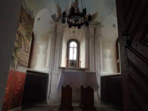 ślub kościelny na Zamku Bobolice