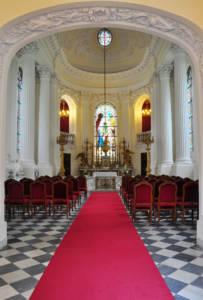 Kaplica w Pałacu w Kozłówce