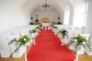 kaplica zamkowa - Zamek Książ