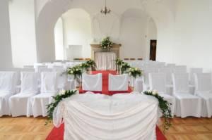 kaplica zamkowa - Książ