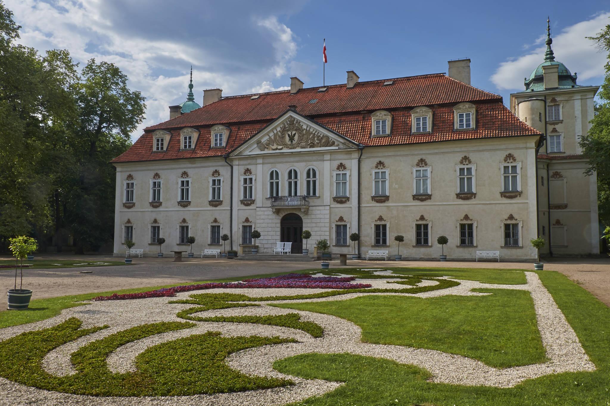Muzeum w Nieborowie _ Pałac Radziwiłłów