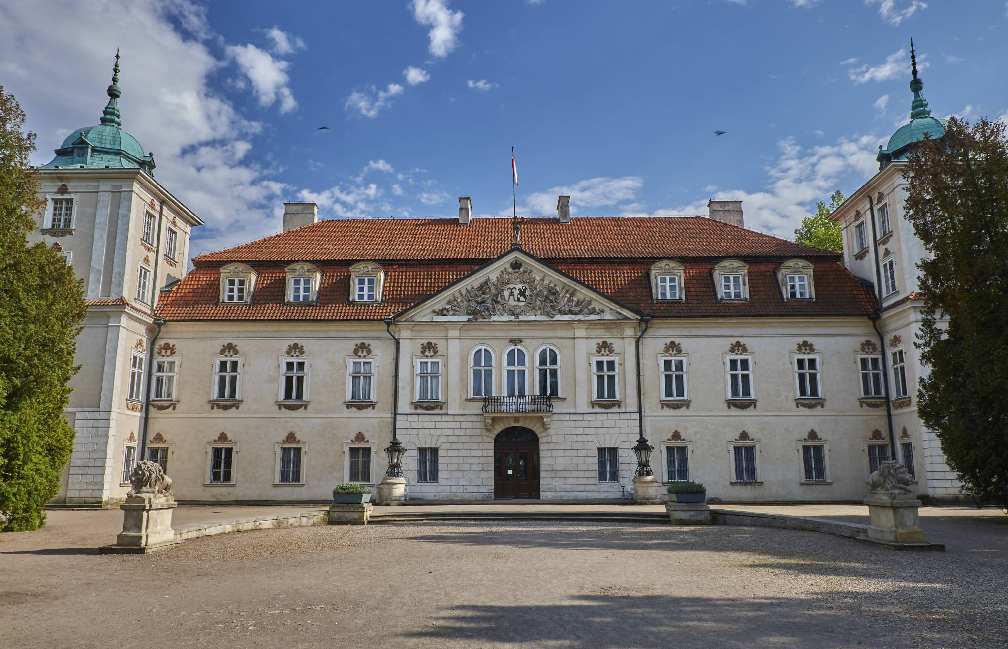 Muzeum w Nieborowie _ Pałac Radziwiłłów _10