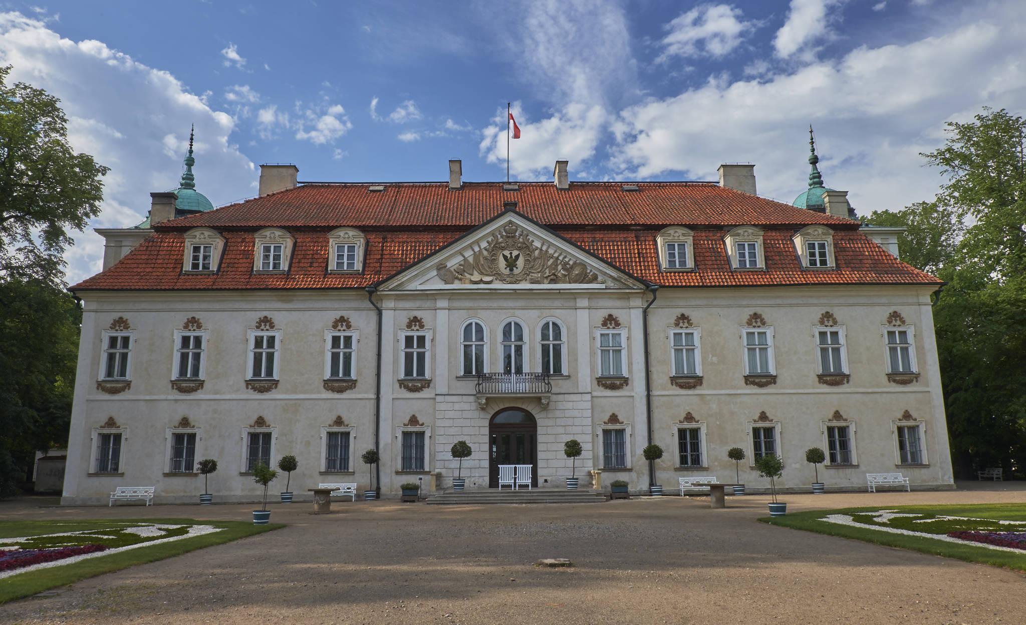 Muzeum w Nieborowie _ Pałac Radziwiłłów _2