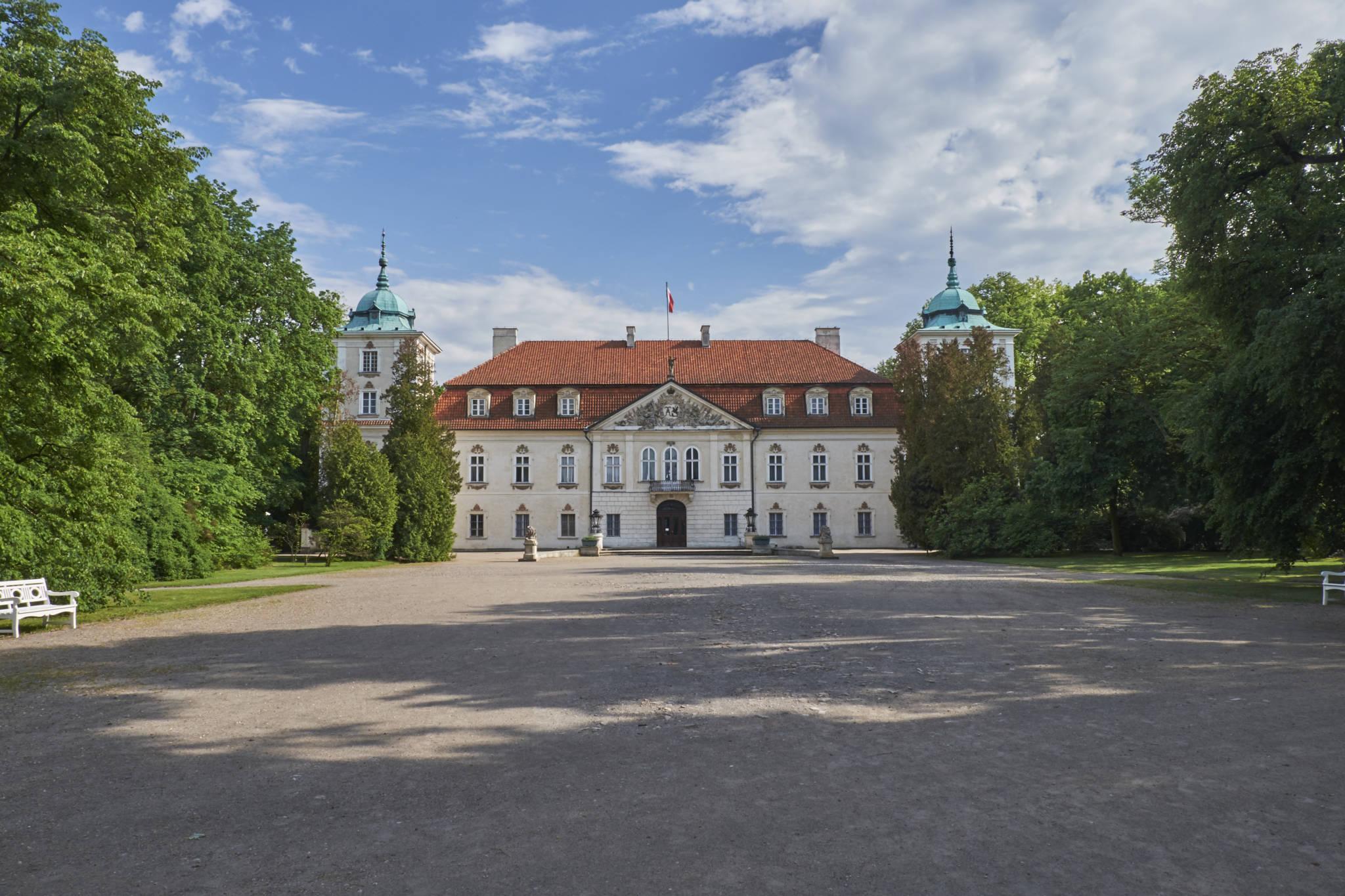 Muzeum w Nieborowie _ Pałac Radziwiłłów _4