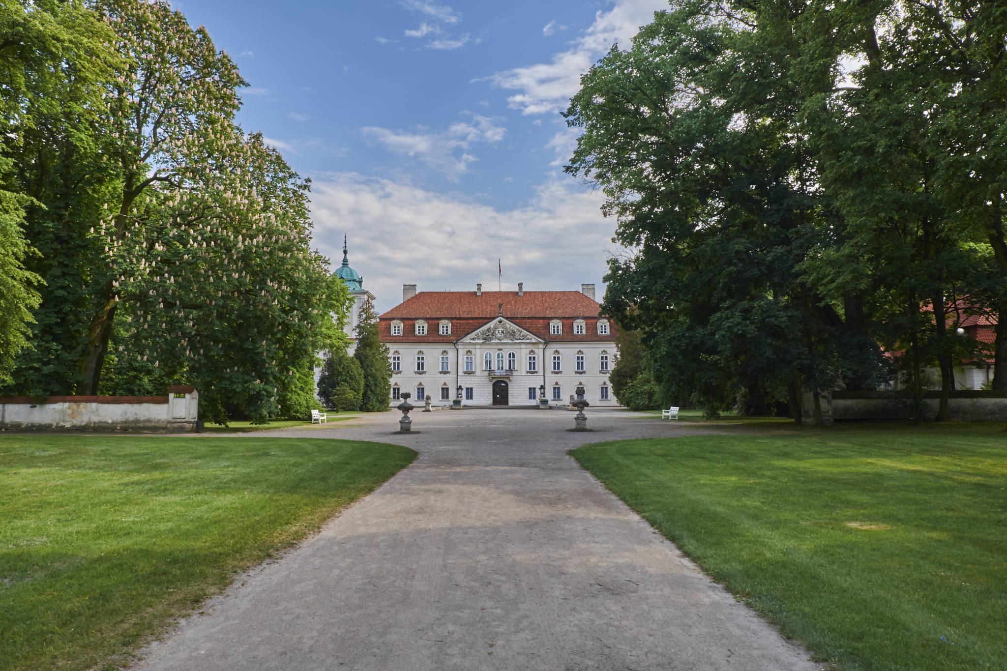 Muzeum w Nieborowie _ Pałac Radziwiłłów _5