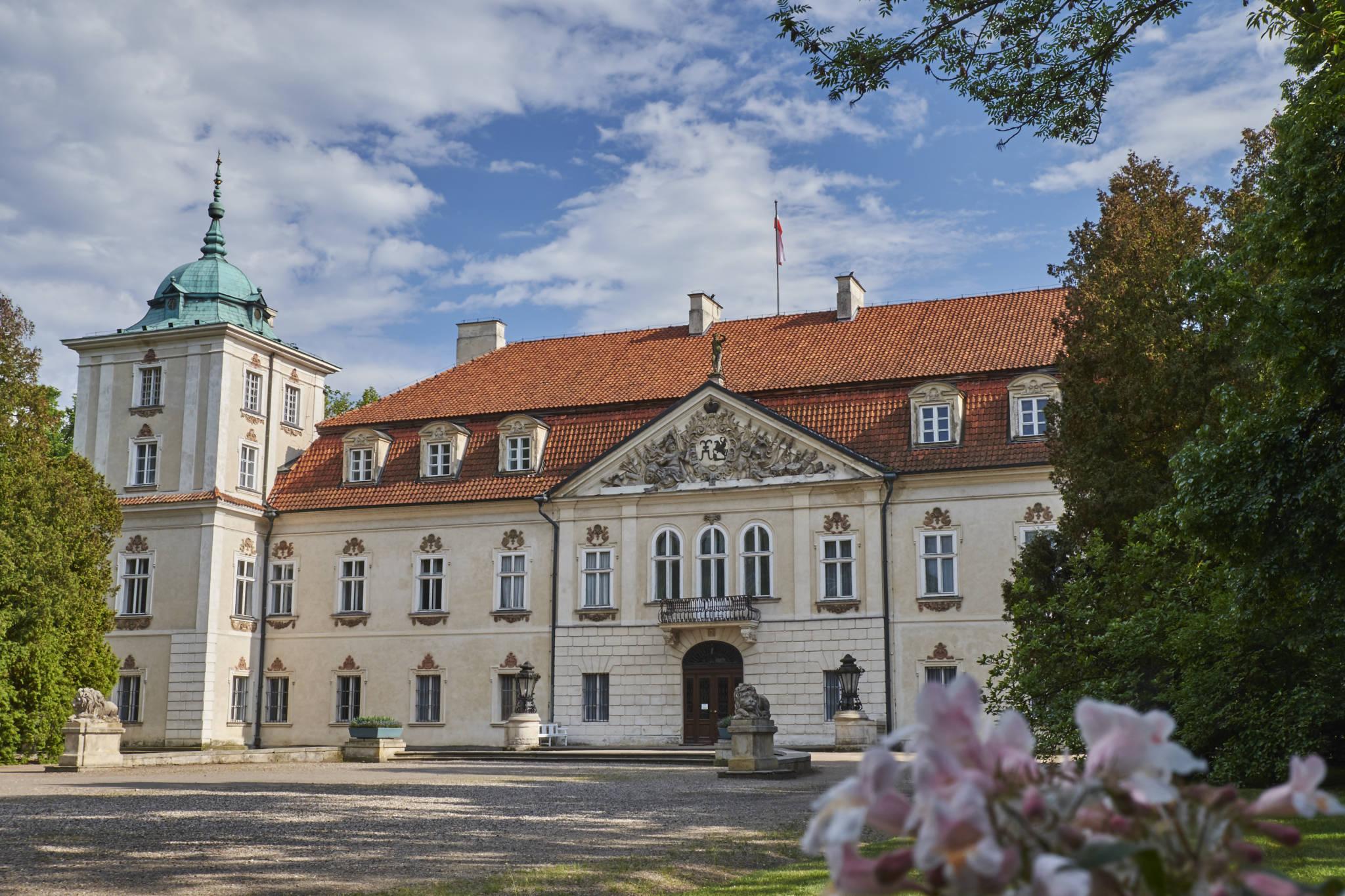 Muzeum w Nieborowie _ Pałac Radziwiłłów _6