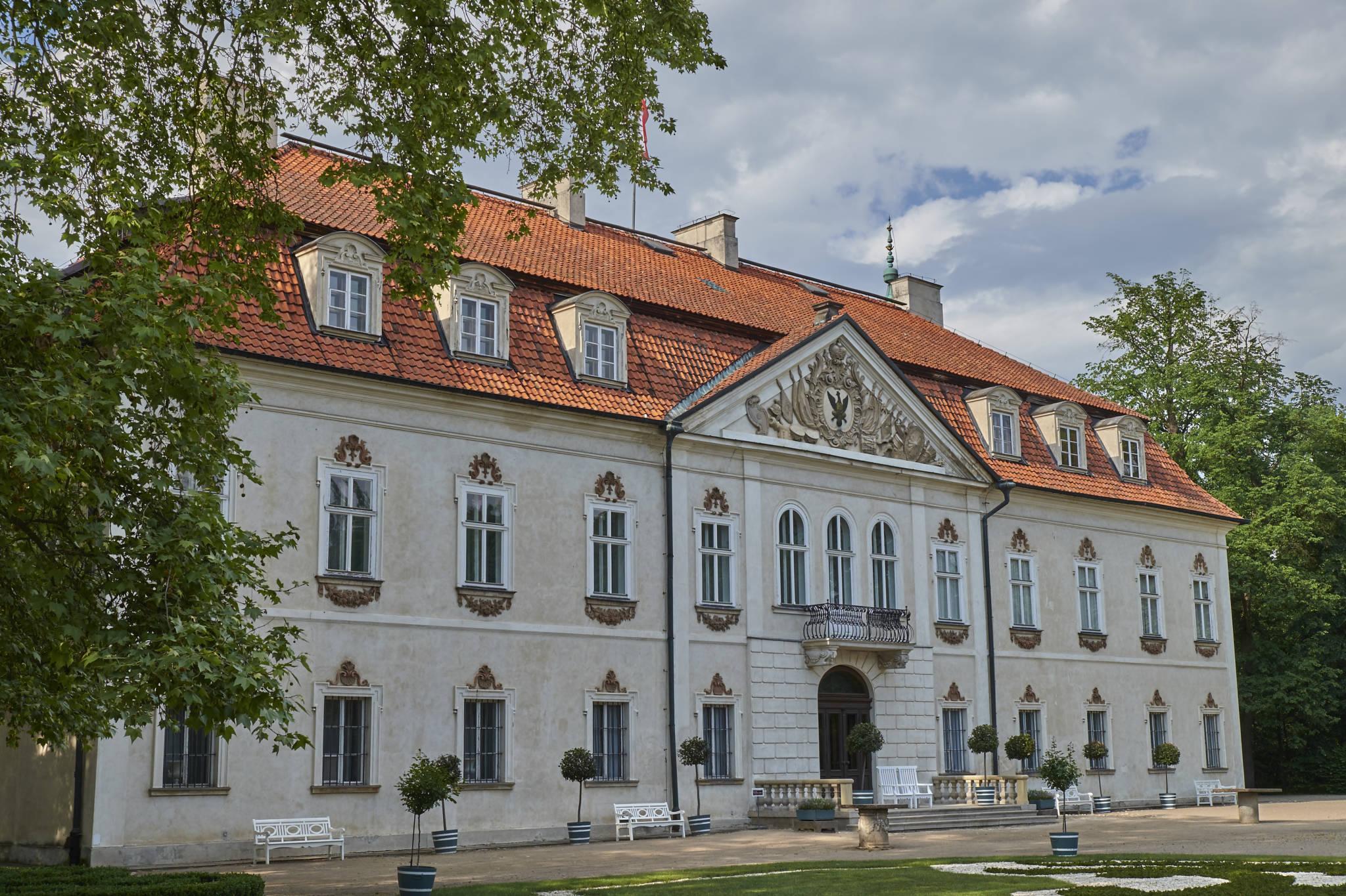 Muzeum w Nieborowie _ Pałac Radziwiłłów _7