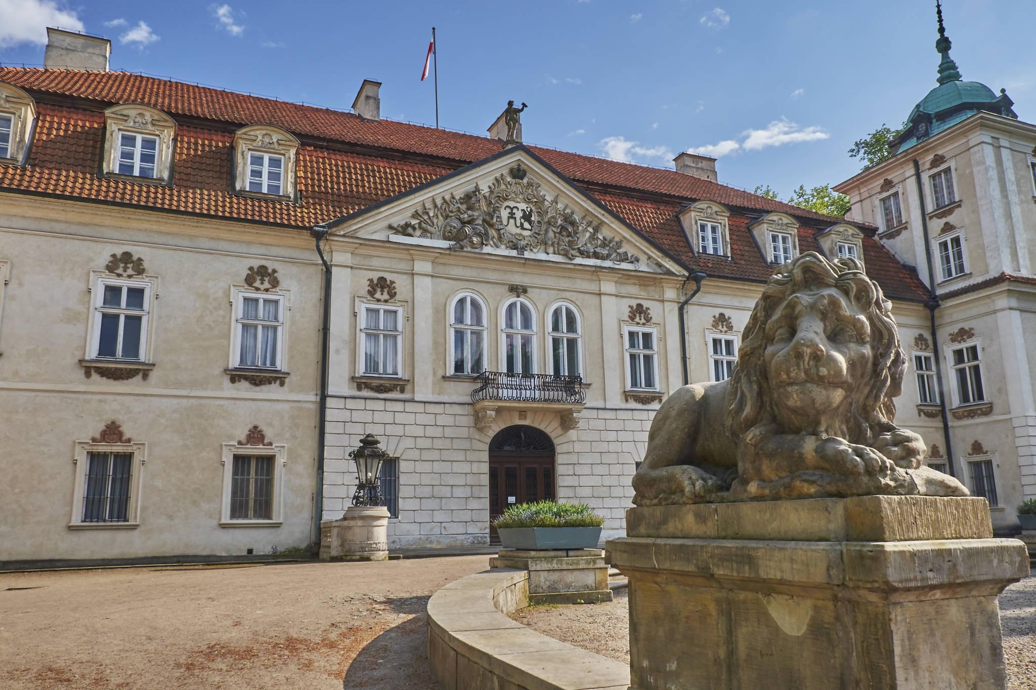 Muzeum w Nieborowie _ Pałac Radziwiłłów _9