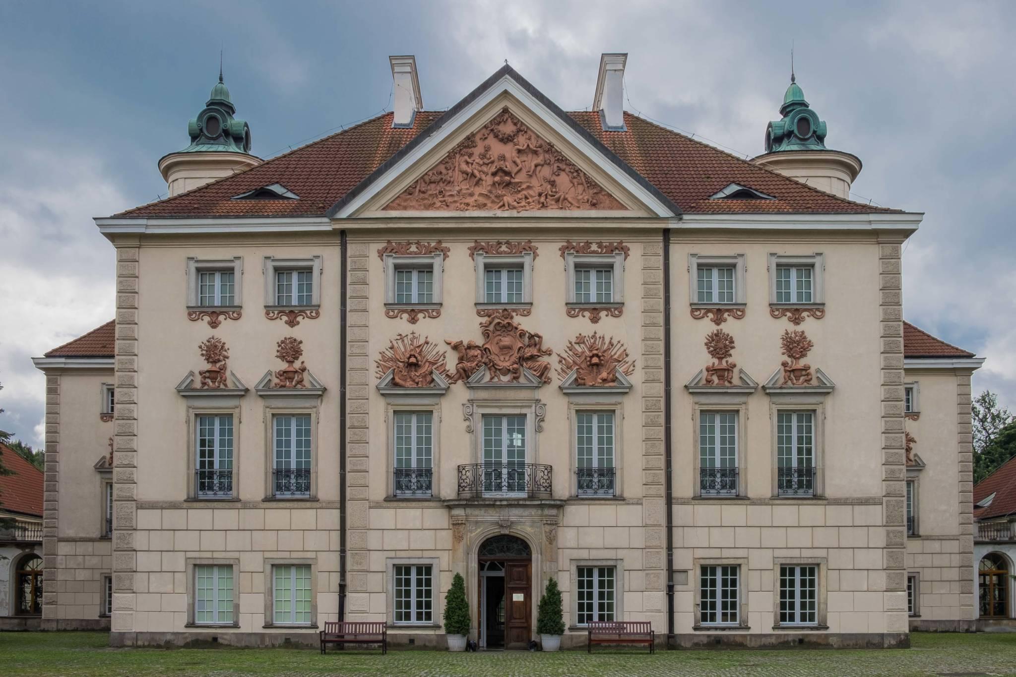 Pałac w Otwocku Wielkim (1 of 18)