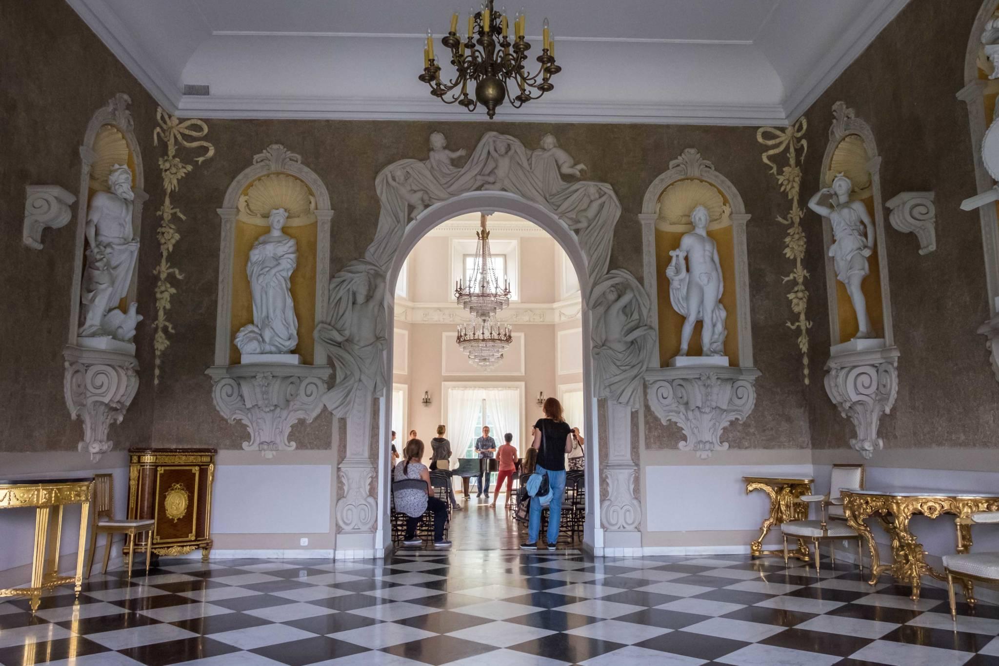 Pałac w Otwocku Wielkim (13 of 18)