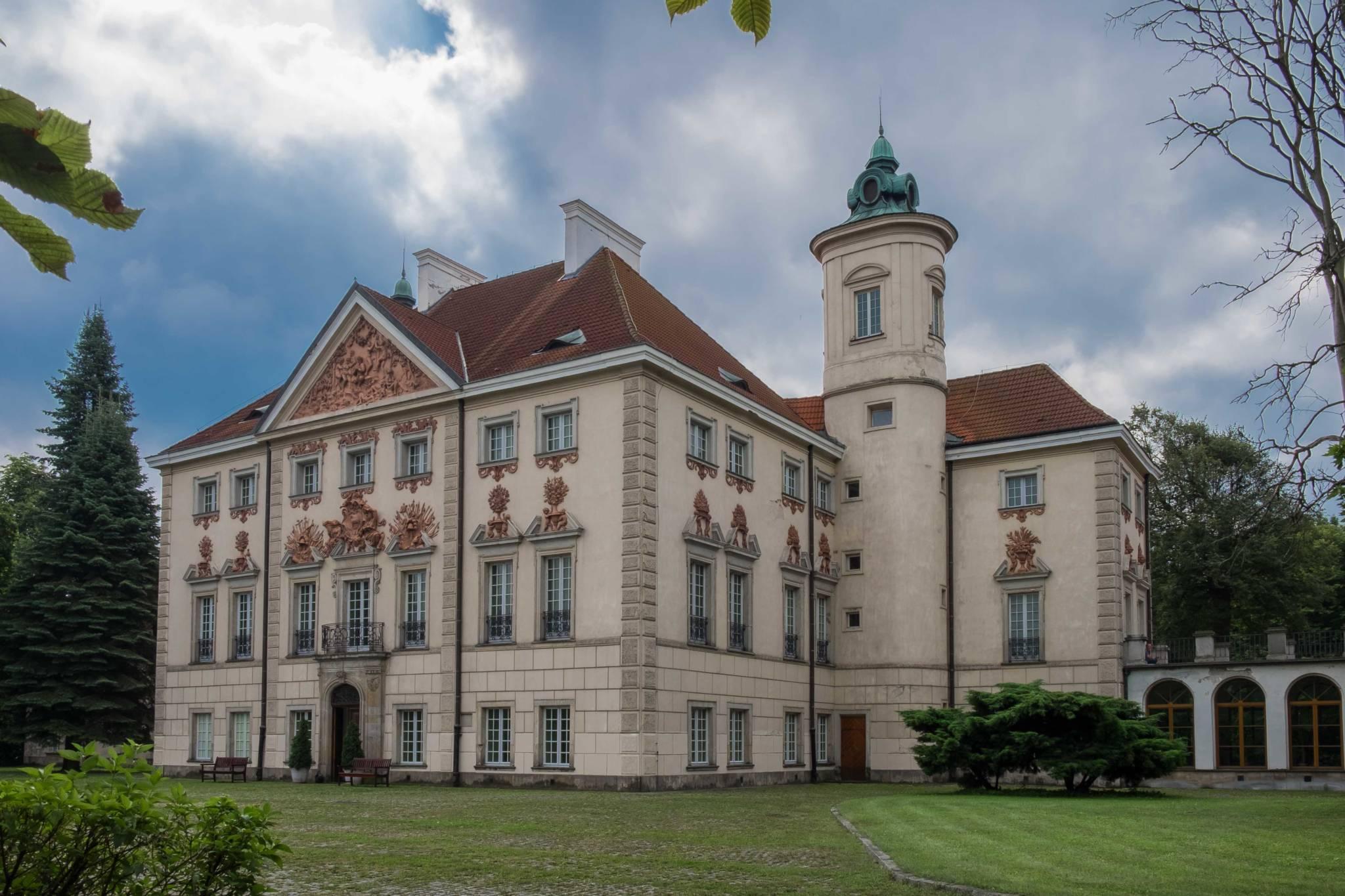 Pałac w Otwocku Wielkim (2 of 18)