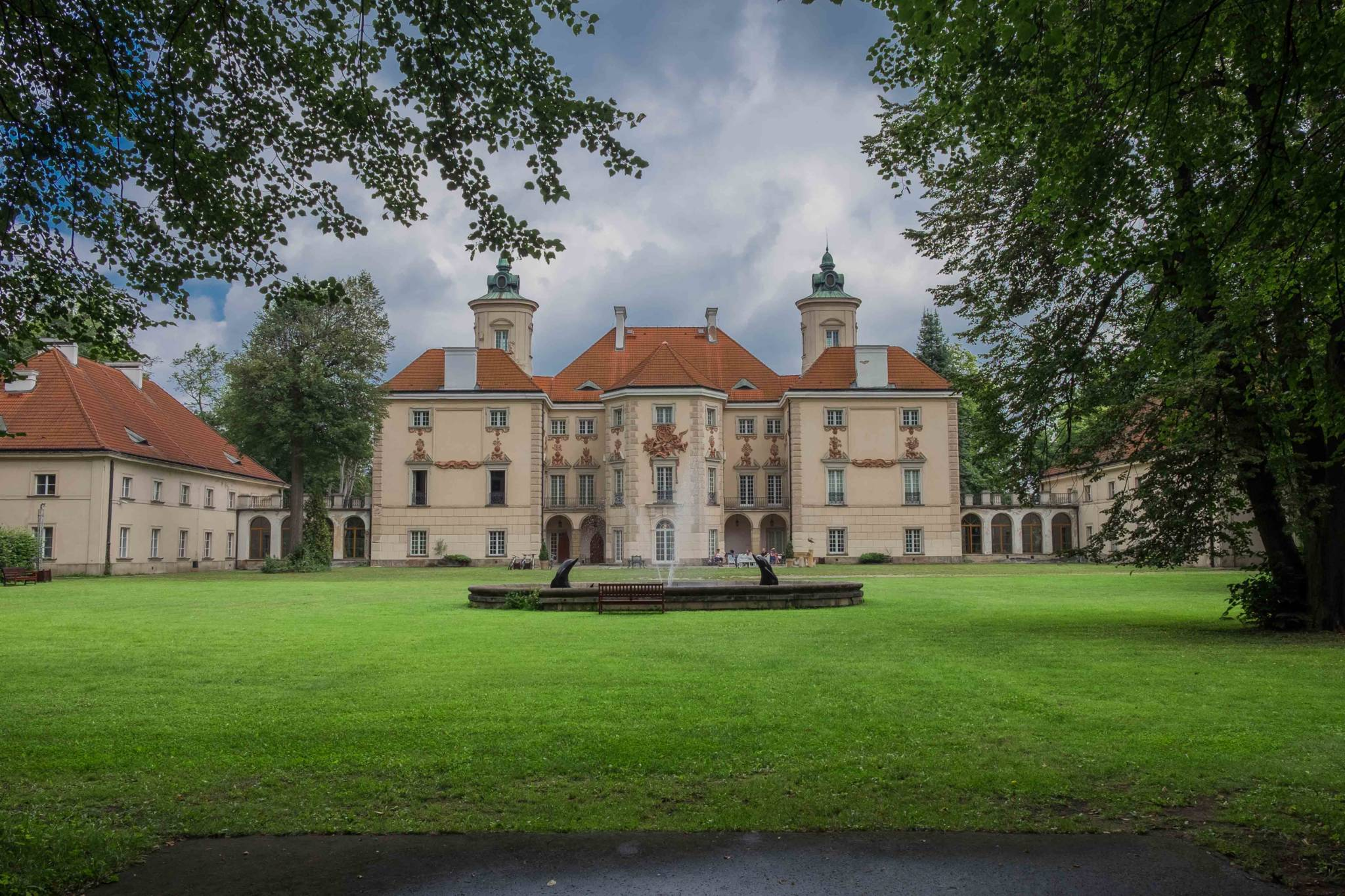Pałac w Otwocku Wielkim (5 of 18)