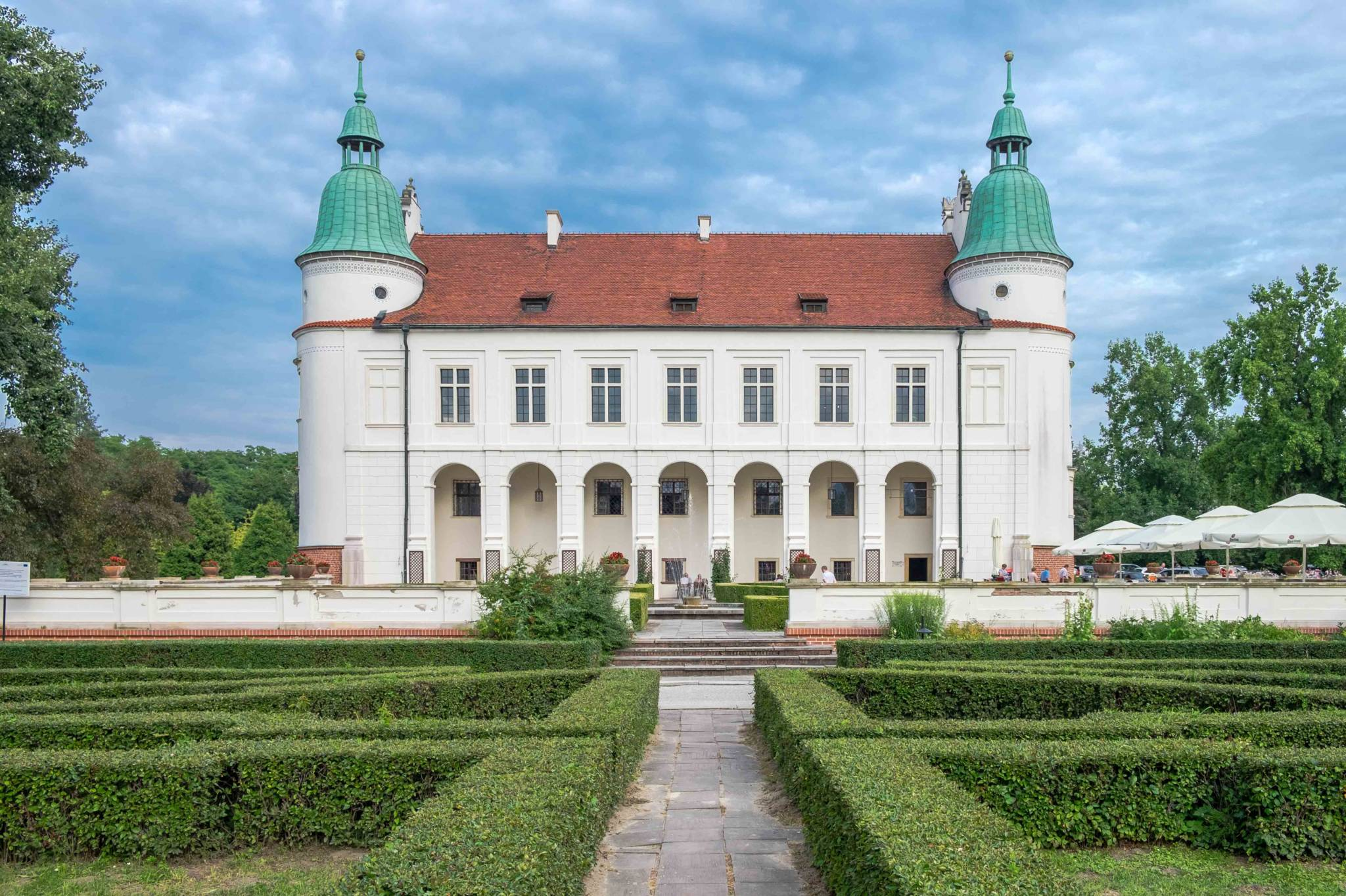 Zamek w Baranowie Sandomierskim (1)