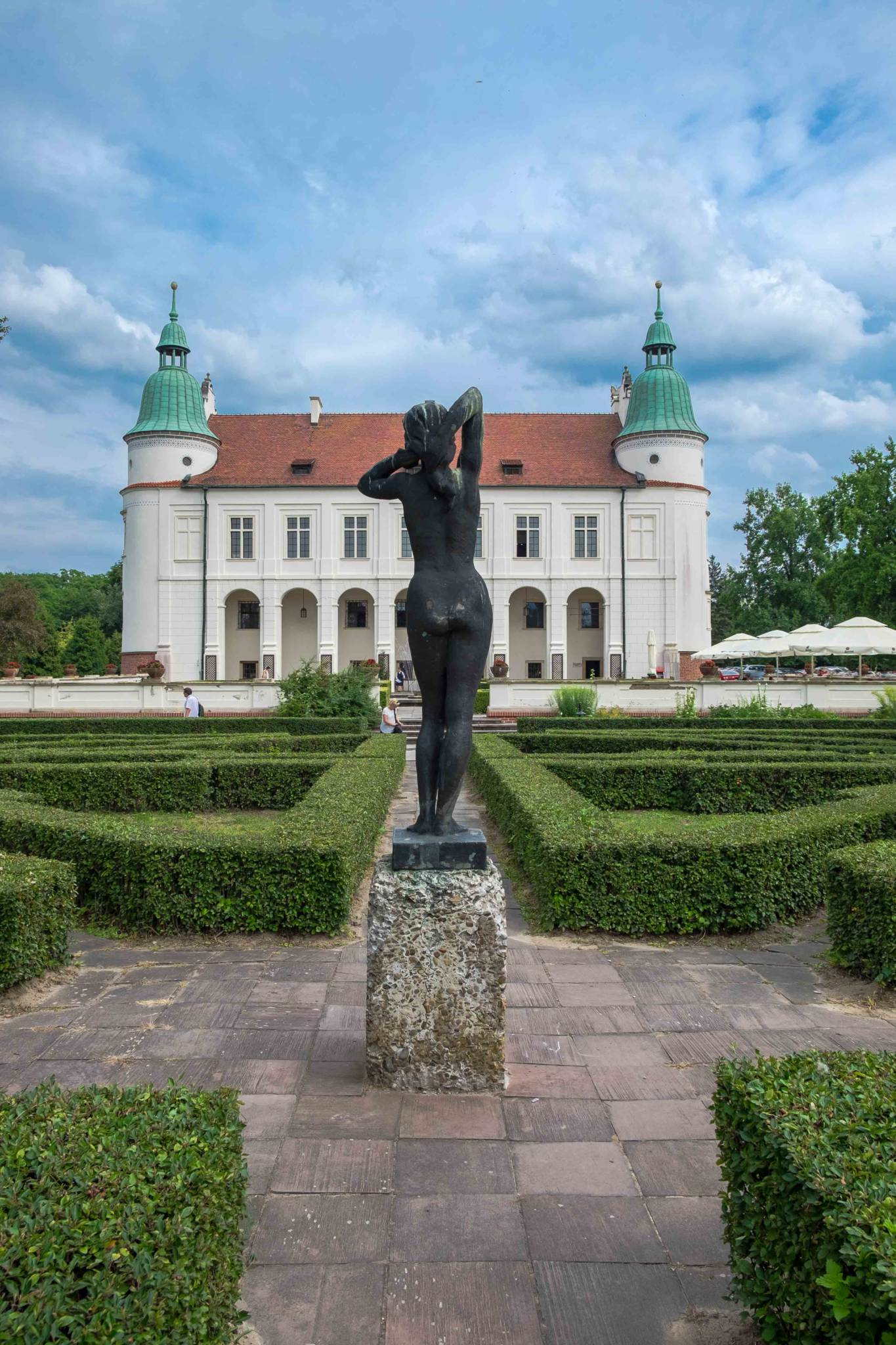 Zamek w Baranowie Sandomierskim (2)