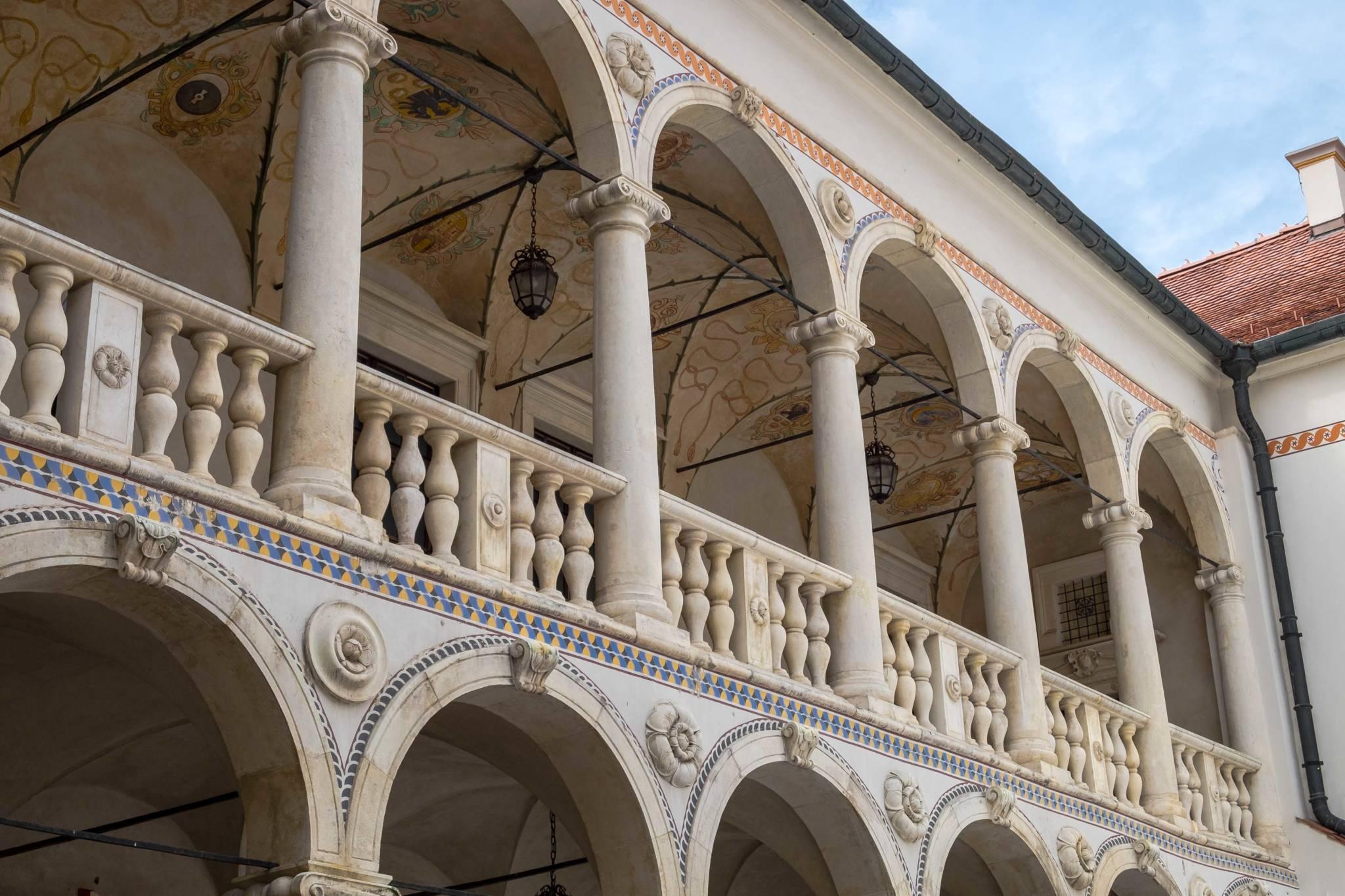 Zamek w Baranowie Sandomierskim (3)