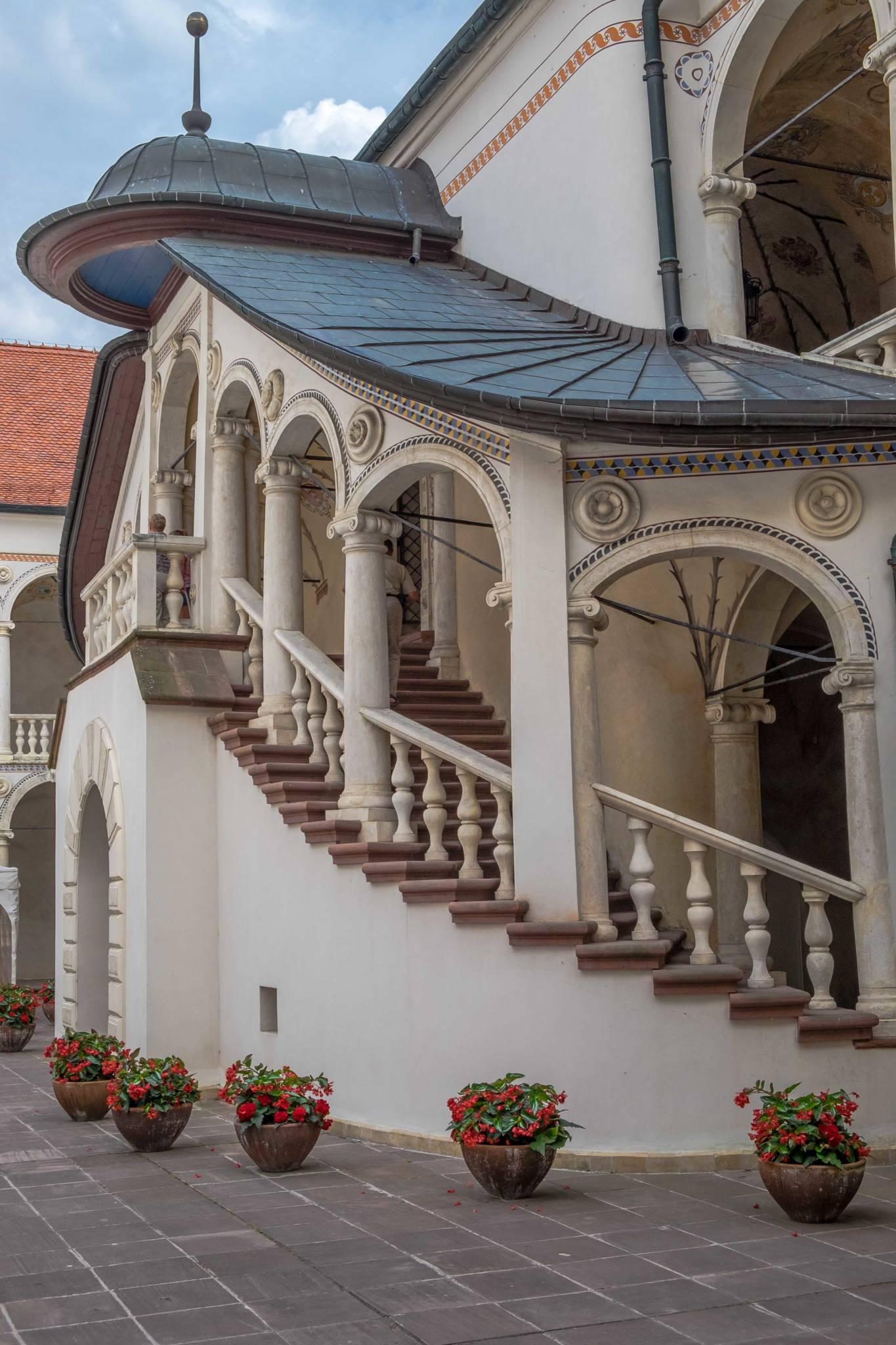 Zamek w Baranowie Sandomierskim (4)