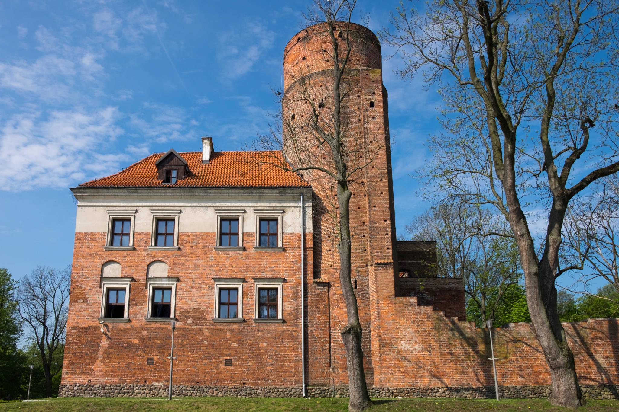 Uniejów zamek (3 of 10)