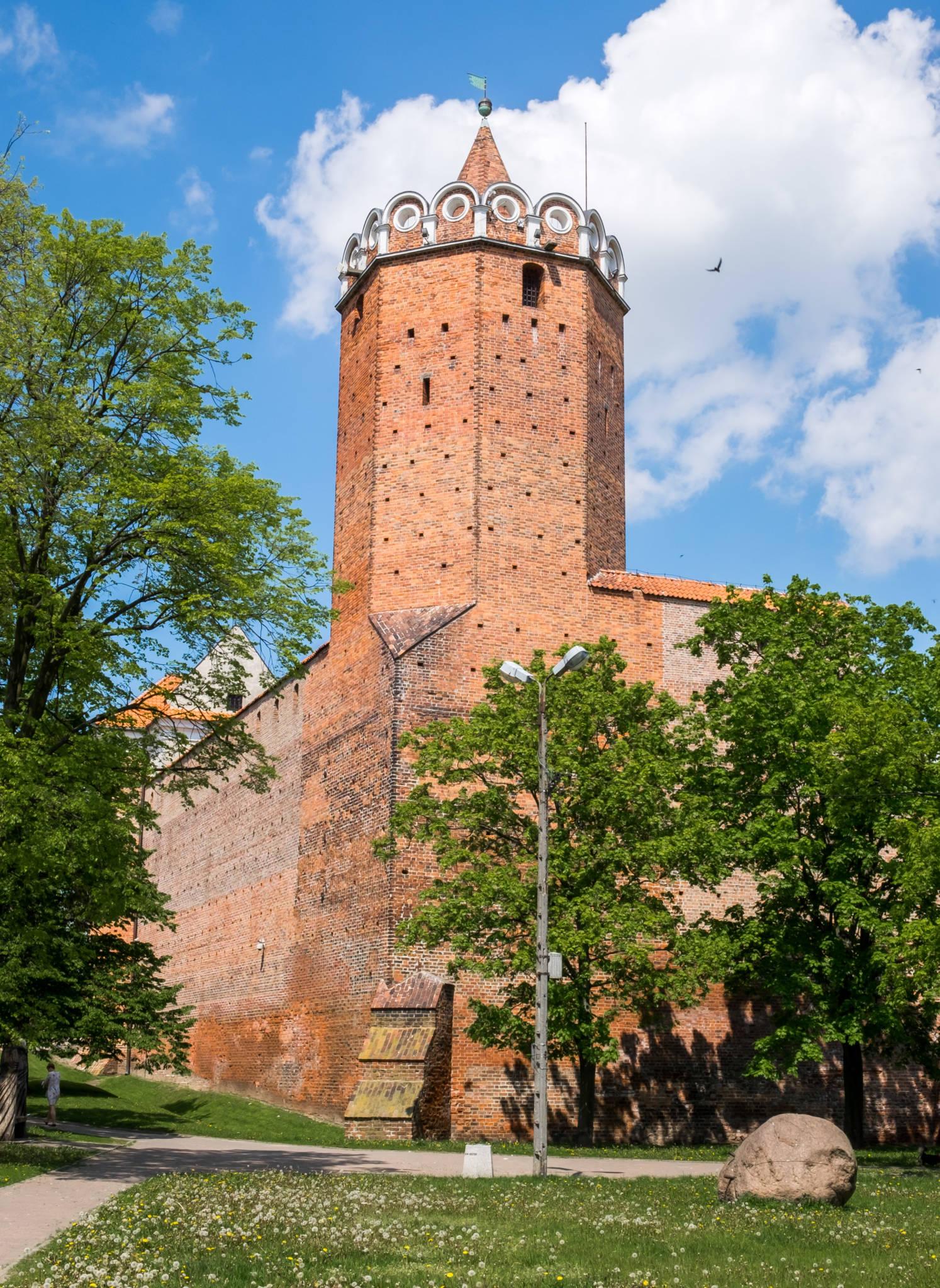 Zamek w Łeczycy (11 of 13)