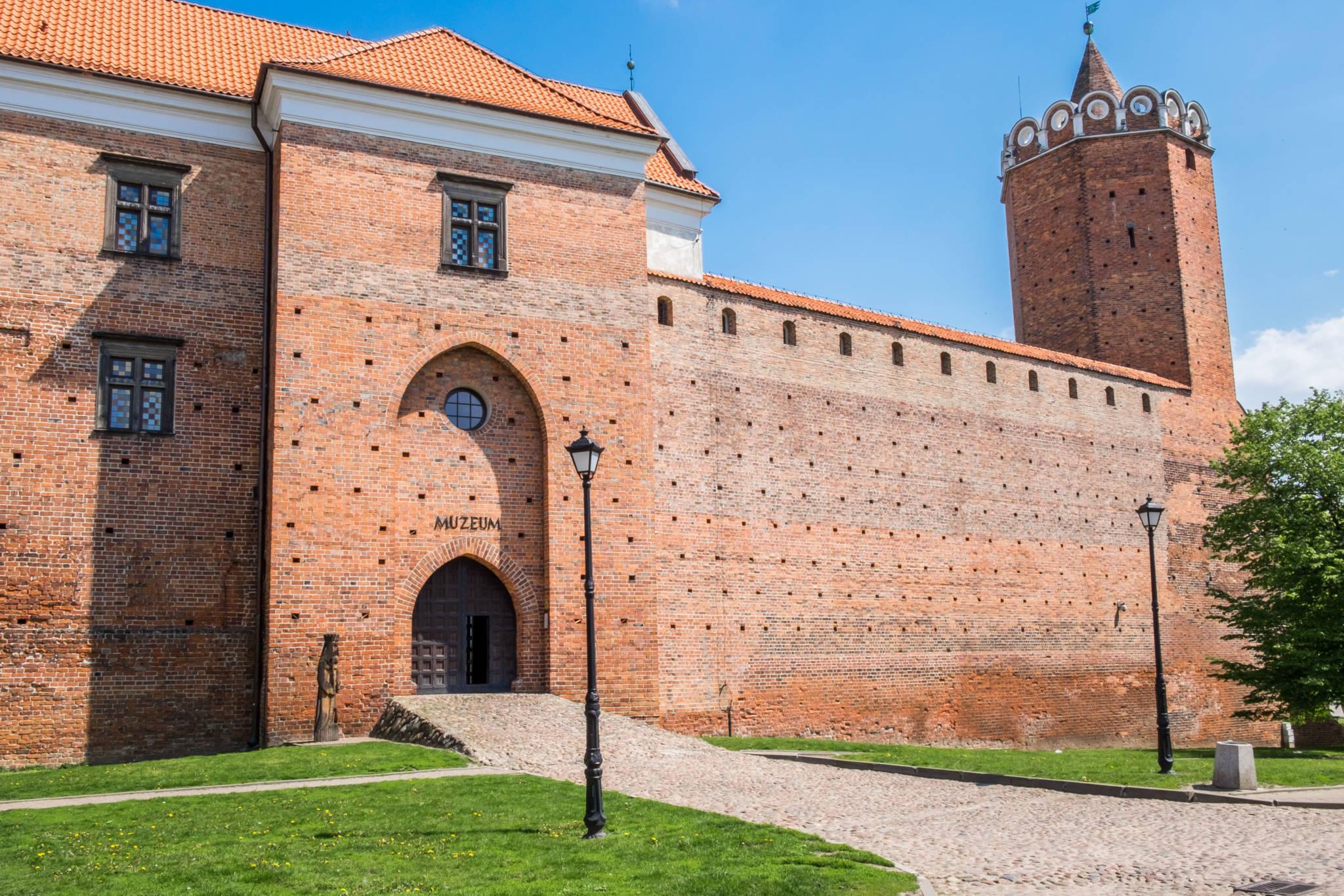 Zamek w Łeczycy (12 of 13)