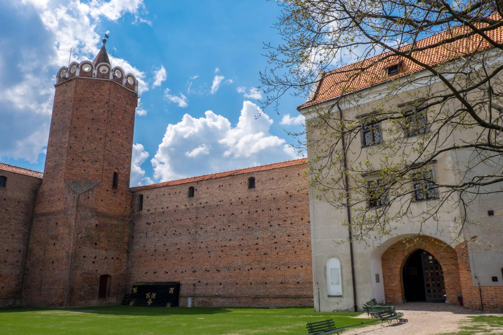 Zamek w Łeczycy (6 of 13)