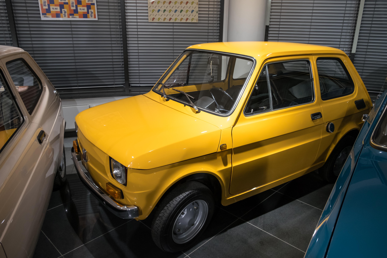 muzeum polskiego Fiata wybrane -1