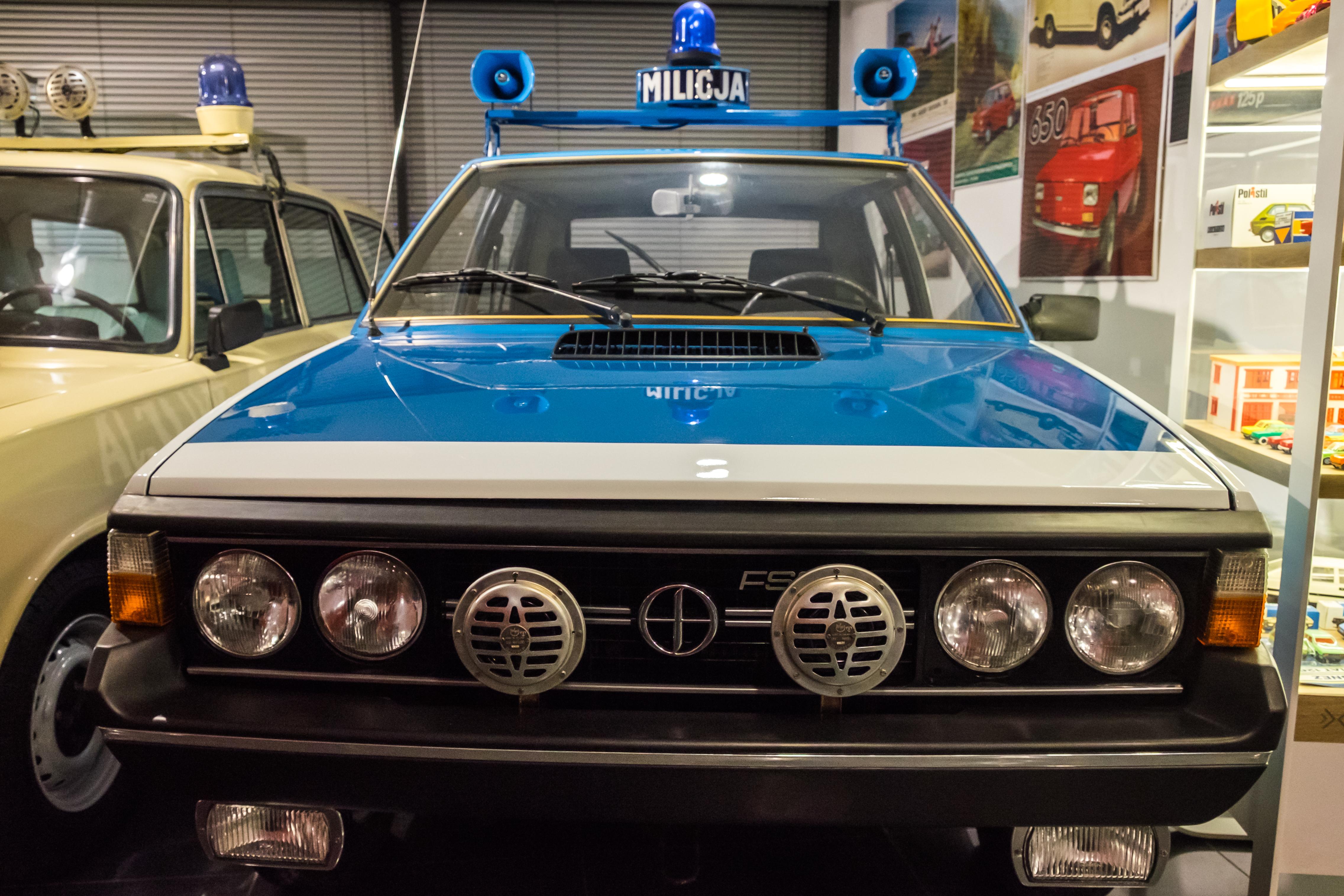 muzeum polskiego Fiata wybrane -12