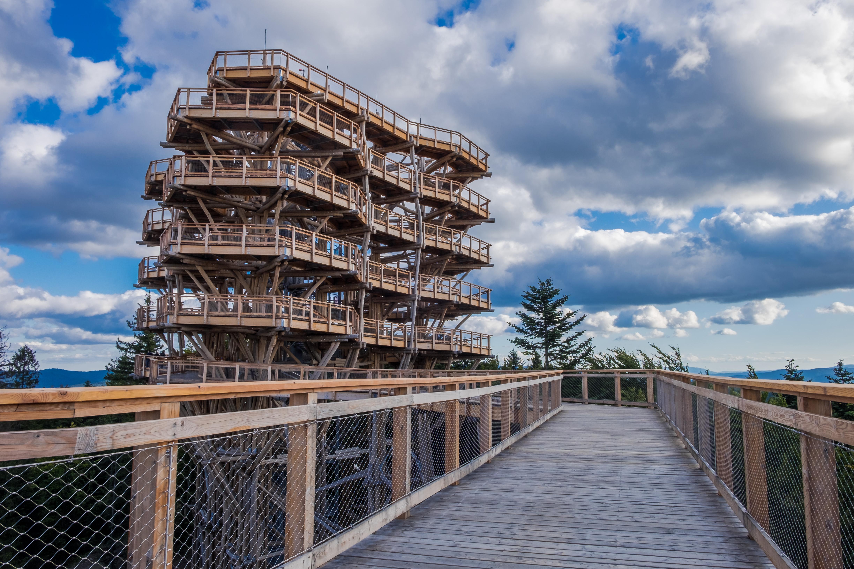 wieża widokowa krynica 16