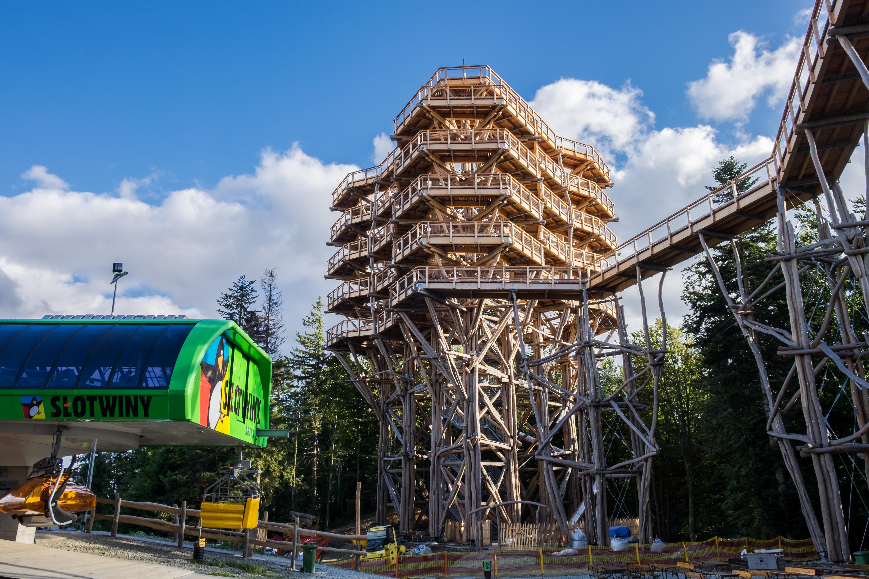 wieża widokowa krynica 20