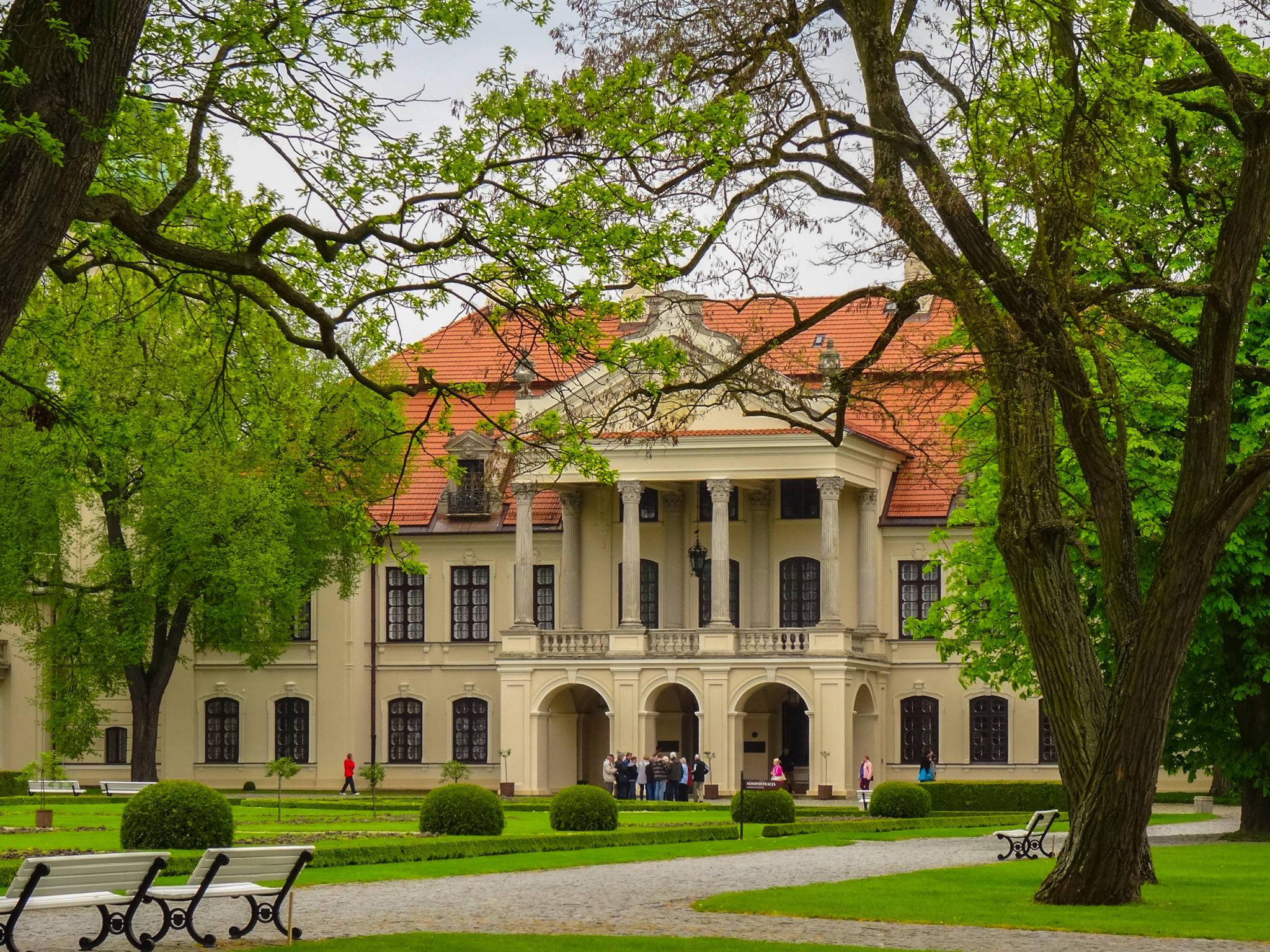 Muzeum Zamoyskich w Kozłówce-1
