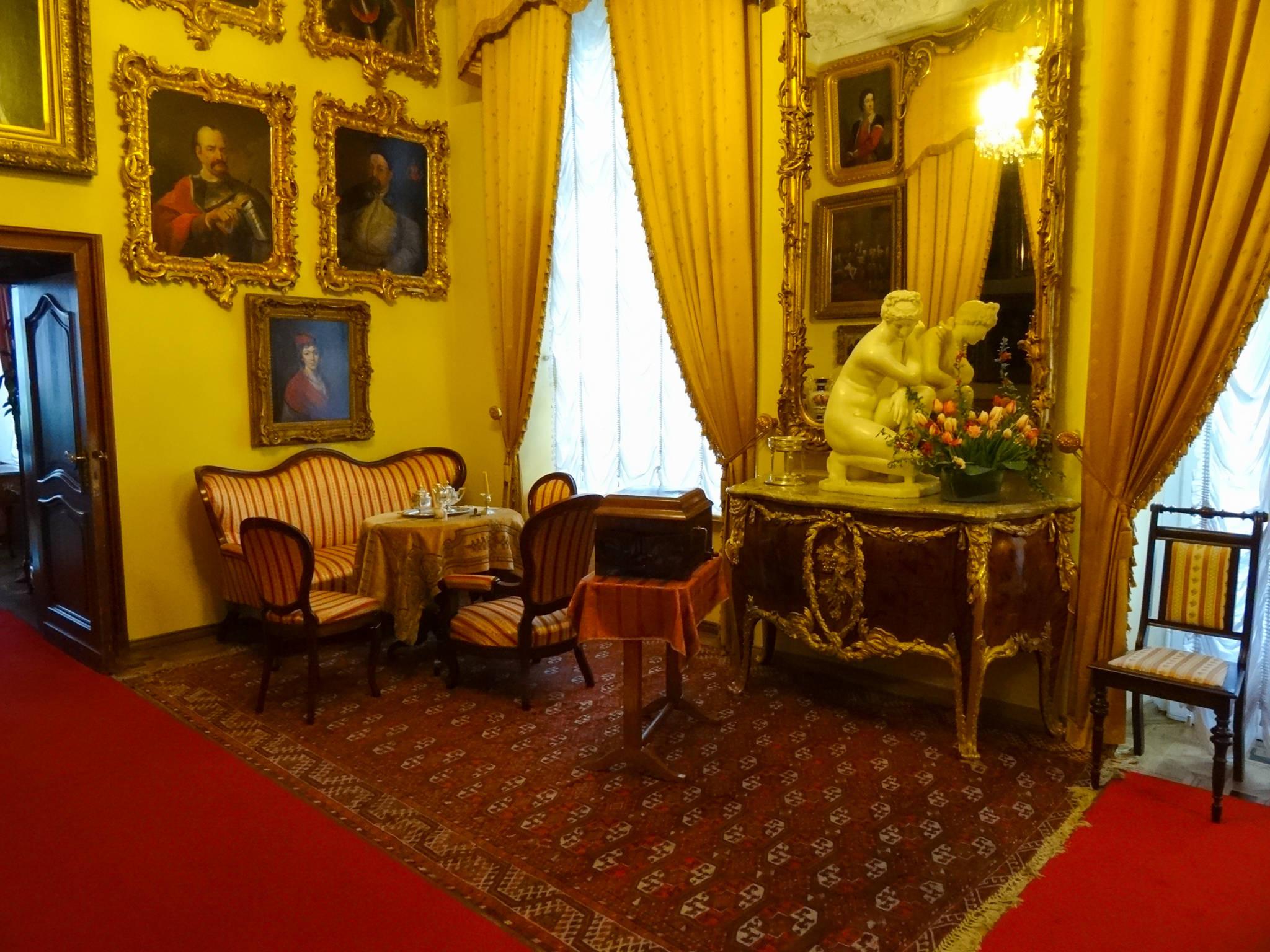 Muzeum Zamoyskich w Kozłówce-28