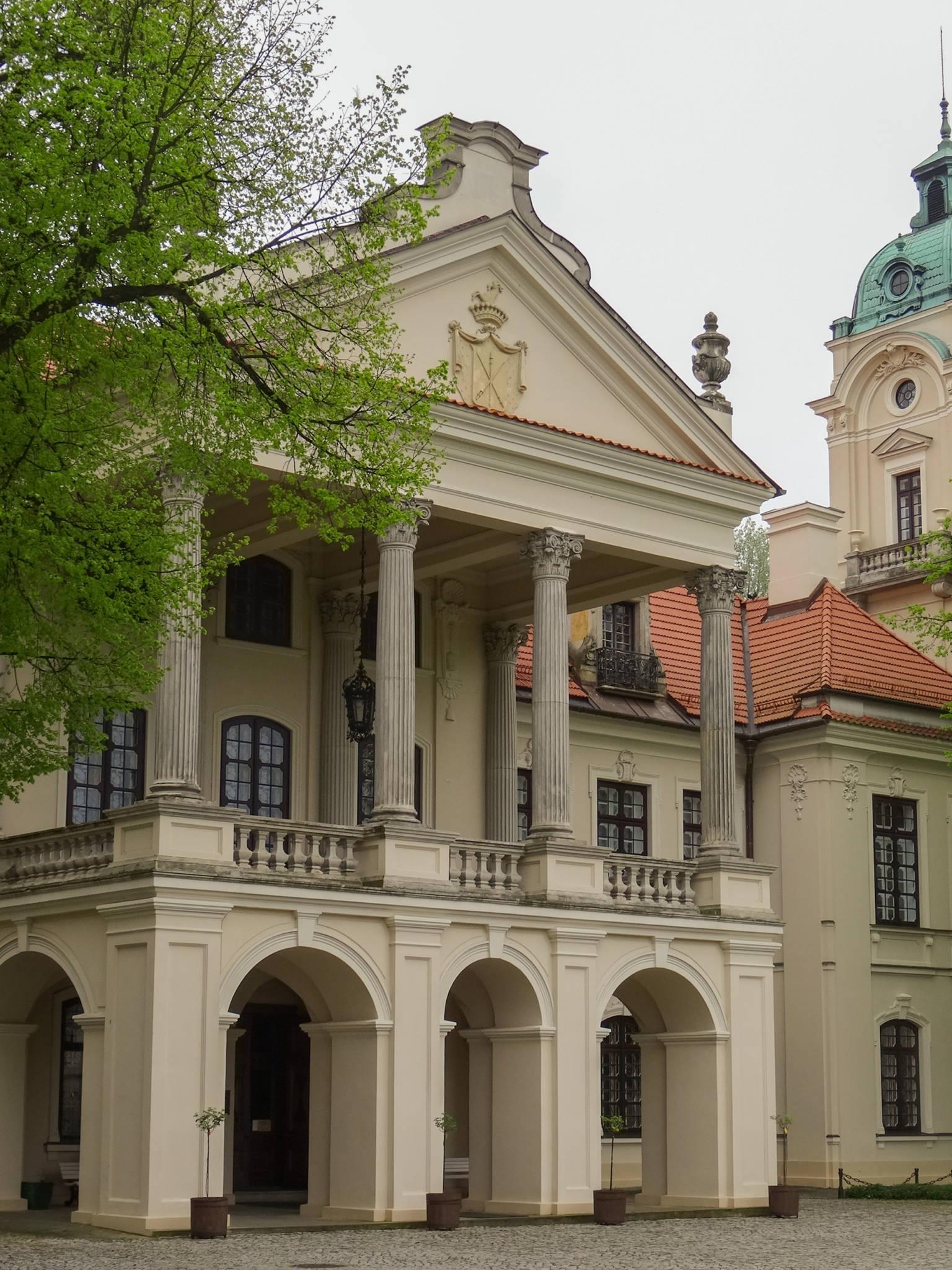 Muzeum Zamoyskich w Kozłówce-4