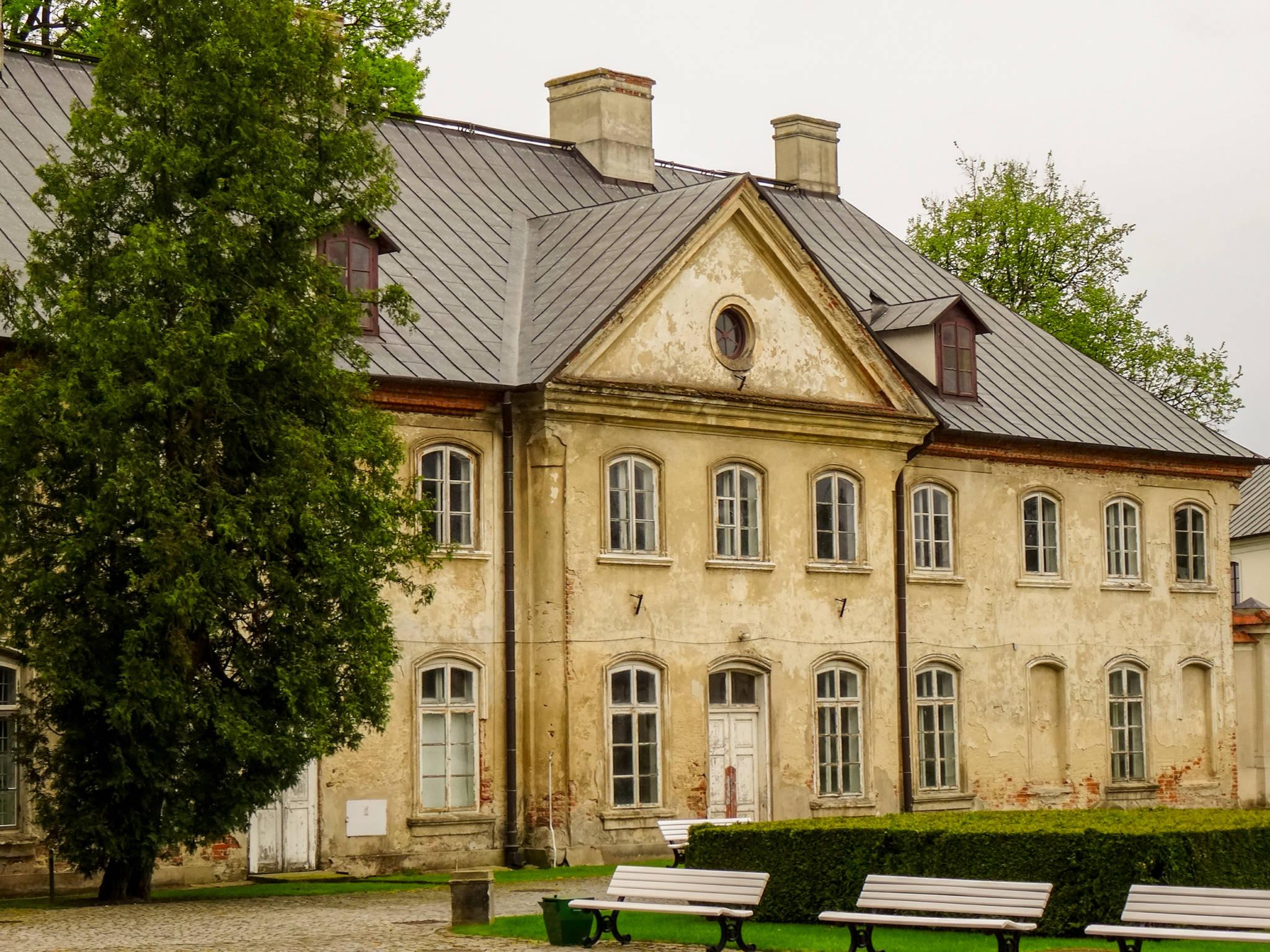 Muzeum Zamoyskich w Kozłówce-8