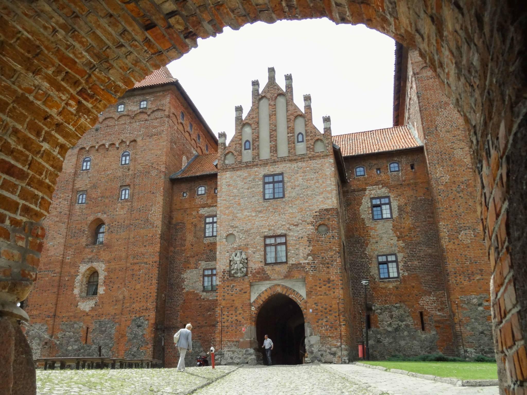 Zamek w Nidzicy-3